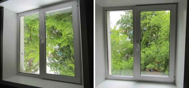 фото отзыв окно двухстворчатое
